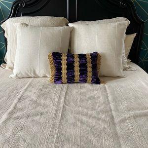 DIAN AUSTIN couture home accent pillow
